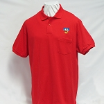 Polo Shirt with ACA Crest