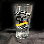 50th ACA Anniversary Glass